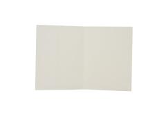 【B5見開き対応】和風メニュー用紙