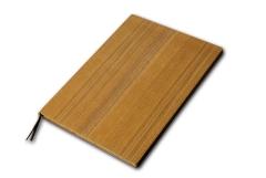 【A4/4P】木製合板メニュー(ひも綴じ)/2【MTWB-901】