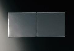 【B5横対応見開き】中面ビニールポケット(梨地エンボス)【MTPP-B5W】