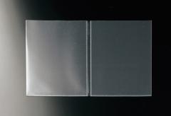 【A4対応見開き】中面ビニールポケット(梨地エンボス)【MTPP-A4】