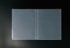 【A4対応見開き】中面ビニールポケット(クリア)【MTPPC-A4】