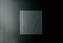 【B5対応】ホック式専用中面ビニール3穴(クリア)