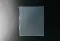 【A4対応】中面ビニールポケット30穴(クリア)/1【P】【MTPC-A430】