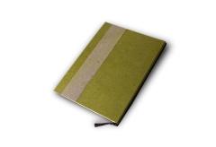 【B5/4P】古代和紙メニュー外カバーなし(ひも綴じ)