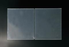 【A4対応見開きセンターイン】中面ビニールポケット(クリア)【MTPPC-SL】
