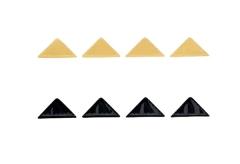 【メニューコーナー】差し替え用三角コーナー(1シート4個付き)【MTMPA-40】