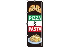 【のぼり旗】PIZZA&PASTA 0220068IN